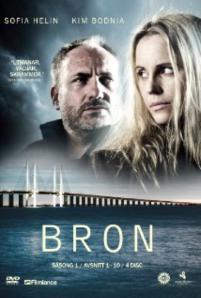 """Bron"" - A Swedish/Danish crime drama TV series, translated into English as ""The Bridge"""