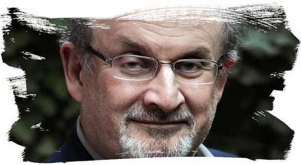Salman Rushdie Image PEN Pinter